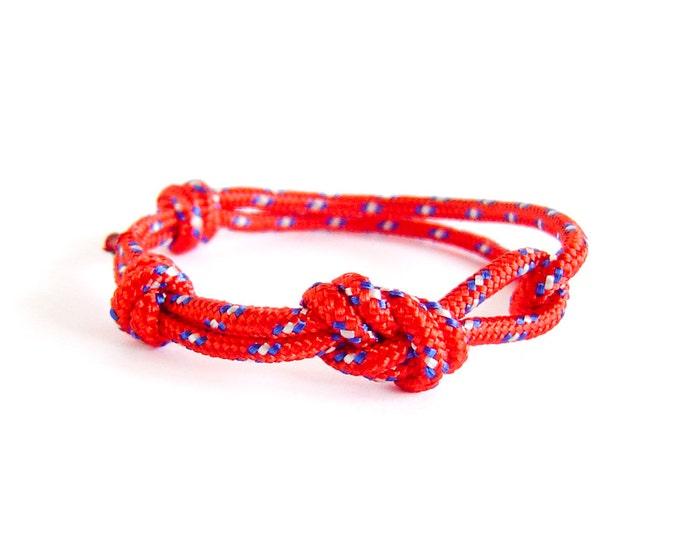 Bracelet For Him - Men's Bracelet, Braided Friendship Bracelet. Simple Jewelry For Him