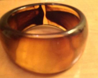 Bracelet bakelite bracelet ring