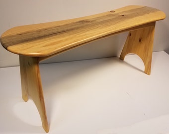 Entryway Bench, Farmhouse Bench, Mudroom Bench, Wood Bench, Bench, Handcrafted.