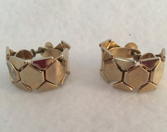 Vintage Geometric Earrings
