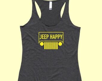 JEEP Happy - Fit or Flowy Tank