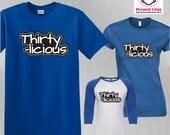 Birthday Shirt Thirtylici...