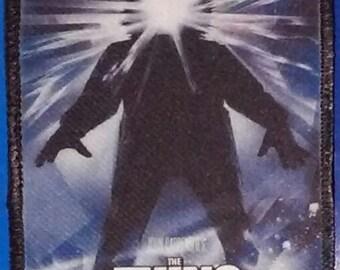 The Thing  - Full Color PATCH - HORROR - John Carpenter, Kurt Russell - Sci Fi