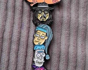 Rick and Morty Wubalubatotem V3 Jerry Smith