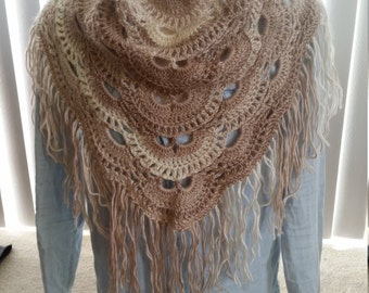Scarf and neck wrap