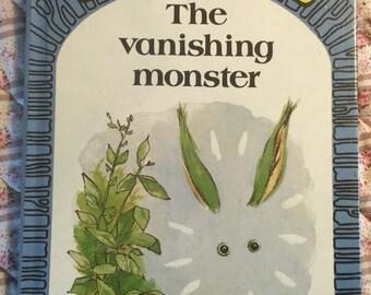 Puddle Lane Ladybird book - The Vanishing Monster