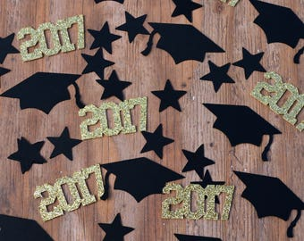Graduation Party Confetti Graduation Party Supplies High School Graduation Party Graduation Table Decorations Graduation Party Decorations