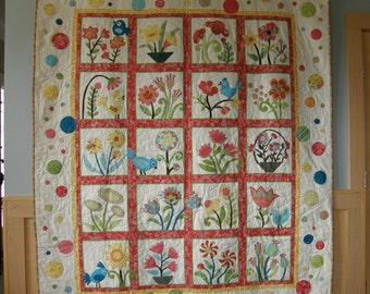 Summer Garden Quilt