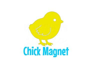 Chick Magnet Easter Iron On for Boys Rabbit Egg Hunt Spring Iron On Decal Vinyl for Shirt 140