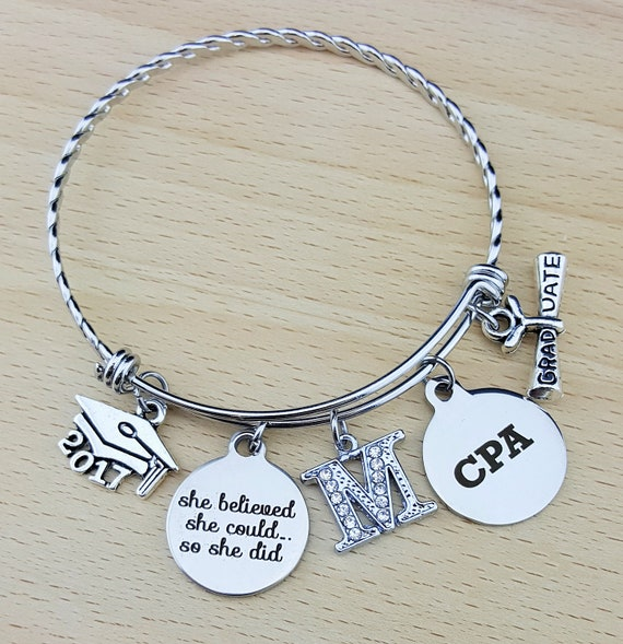 CPA Gifts Graduation Gift for CPA Accountant Gift Gifts for Accountants Graduation Gift for Her Senior Gifts Senior 2017 College Graduation