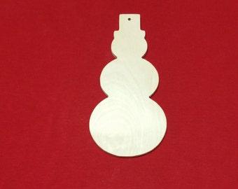 Ornament,Snowman,Snowman Ornament,Christmas Ornament,Wood Ornament