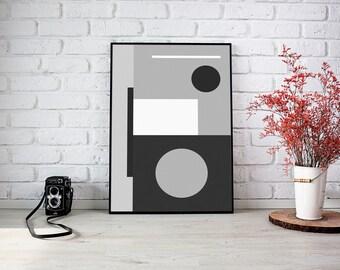 Scandinavian Art Print, Scandinavian Poster, Scandinavian Print, Scandinavian, Art, Wall Art, Wall Decor, Printable Scandinavian Art, Gift