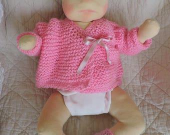 """Newborn Waldorf doll (19.5"""") MAJA"""