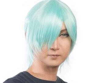 """Yuki -11"""" Wig Short Straight Layered"""