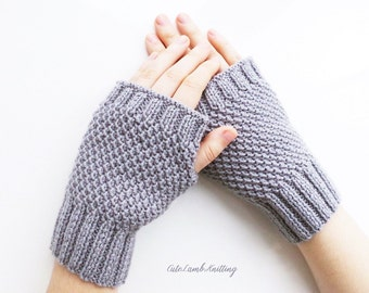 Fingerless mittens, knitted fingerless mittens, knitted mittens, arm warmers, knit gloves, knit mittens, autumn mittens, knitted arm warmers