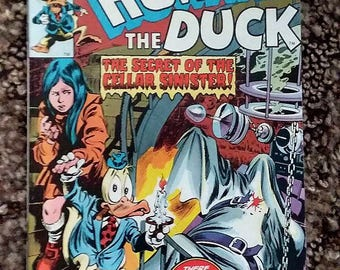 marvel comics group howard the duck vol.1 issue 6//marvel comics//1976//howard the duck