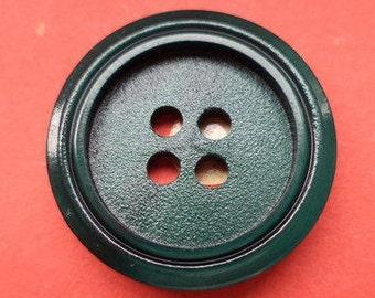 11 buttons 20mm dark green green (4230)