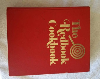 The Redbook Cookbook Vintage