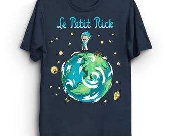 The Little Grandpa - Rick and Morty Inspired | Rick Sanchez T-Shirt | Le Petit Rick