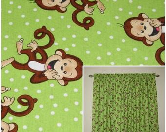 Nursery Curtains | Etsy