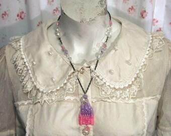 Fairy Kei Princess Necklace
