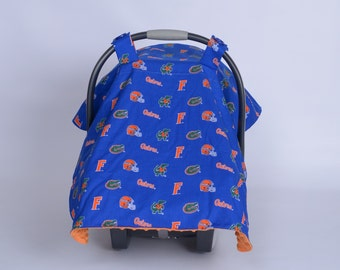 Florida Gators Carseat Canopy  sc 1 st  Etsy & West Virginia Mountaineers Carseat Canopy