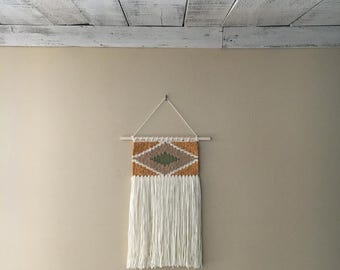 Wide Southwestern Wall Hanging