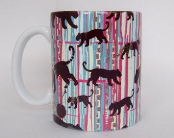 Mug Featuring our Big Cats Print