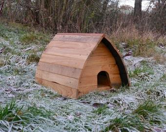 The Hedgepod HedgeHog house