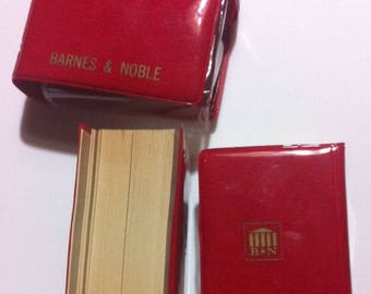 Vintage Mini English-French & French-English Dictionaries Barnes Nobles