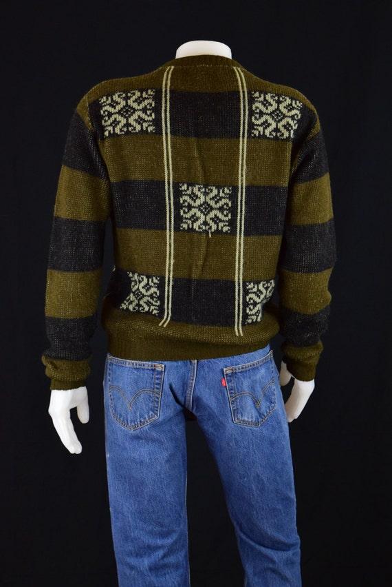 6a53d097001 hot sale 2017 Mens Sweater Mens Clothing Vintage Sweater The Mans Shop