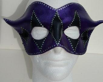 Harlequin - Purple