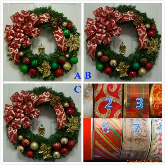 christmas wreath sale christmas wreaths for front door. Black Bedroom Furniture Sets. Home Design Ideas