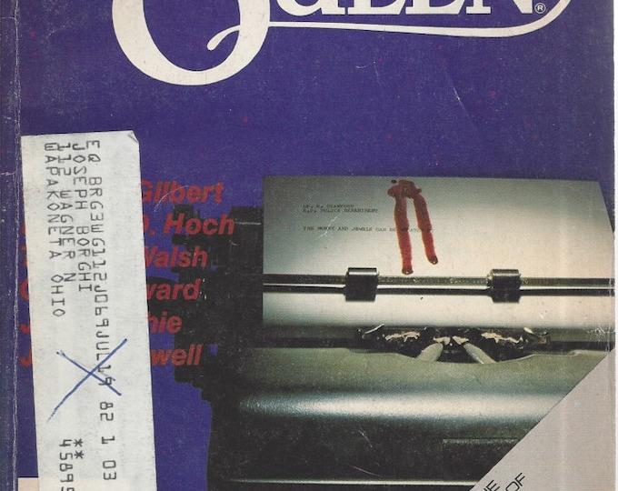 Ellery Queen October 1981 Mystery Magazine