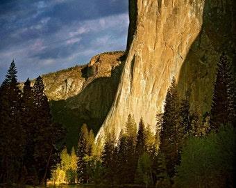 El Capitan, Merced river, Yosemite, reflection, California, photography, wall art, landscape