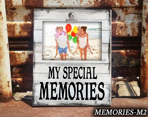 Memories Clip Frame Photo Frame Clip Frame For Family