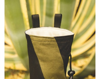 chalkbag for climbing / chalk bag