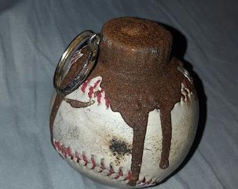 Fallout Prop Baseball Frag Grenade - Post-Apocalyptic Explosive Baseball Ball