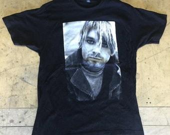 Kurt Cobain Photo Tee