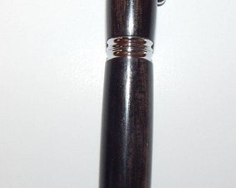 Ebony Fountain Pen
