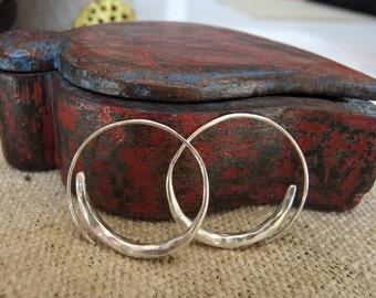 Sterling silver earrings. Ethnic Jewellery. Silver Jewellery. Silver earrings. Silver jewelry. Ethnic earrings. Ethnic jewelry.