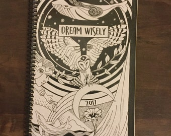 DreamWisely 2017 Planner