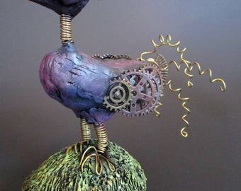 Purple Doodlebird