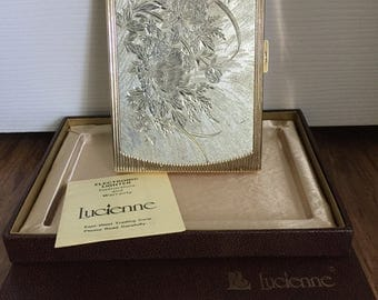 Lucienne Electronic Lighter and Holder
