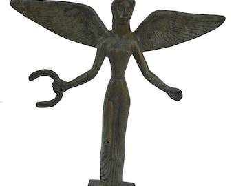 Nike Bronze Figurine of Winged Victory