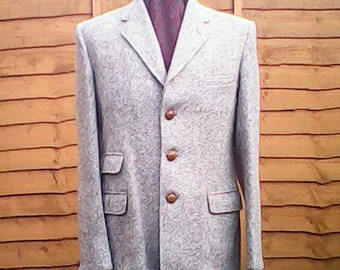 Harris Tweed Jacket. Dunn & Co 1960s.