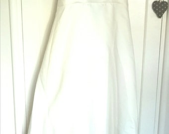 Ronald Joyce 'Dante Collection' Ballgown Wedding Dress - Vintage Sample - Size 10 – Ivory