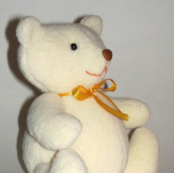 bear sewing pattern, bear Pattern, pattern bear, pattern, bear soft ...
