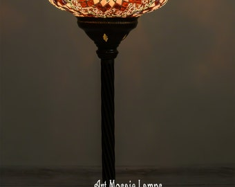 Wonderful Turkish Lamps,floor Lamps,moroccan Lantern,designer Lamps,accent Lamp,modern