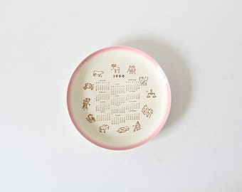 Horoscope Plate | Zodiac Signs | Zodiac Plate | Decorative Plate | Astrology | Birthday Gift | Baby Shower Gift | Gifts for Her | Nursery